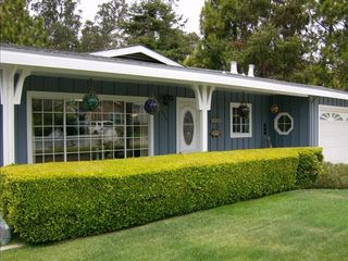 Santa Cruz house photo - Welcome aboard!