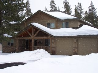 Sunriver house photo - Winter brings lots of beautiful snow --- and exceptional skiing!!!