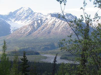 Anchorage house rental - Matanuska River
