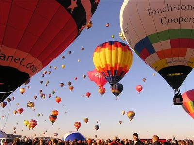 More Ballon Fiesta in Albuquerque