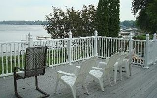 Oneida Lake house photo - deck