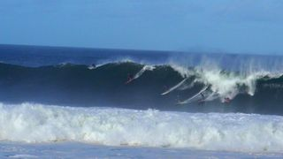 Kahuku - Turtle Bay condo photo - Eddie Aikau at Waimea