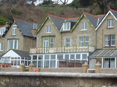 Ventnor apartment rental - Bayhouse Ground Floor Flat