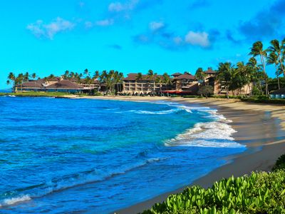 Poipu Kapili 54 - Air Conditioned OCEANFRONT Townhome - Can't beat our views