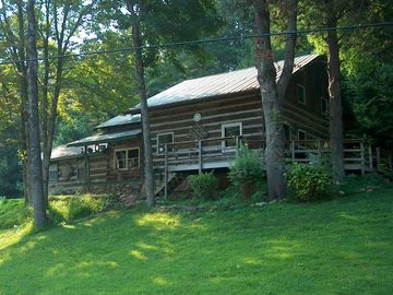 Hot Springs lodge rental - Viking Mountain Lodge