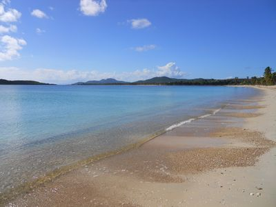 Vieques Island house rental - Beautiful beaches with crystal clear water!