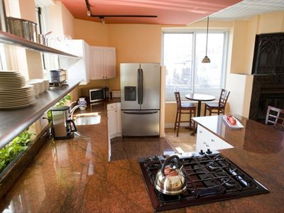 SoHo apartment rental - Open Designer Kitchen