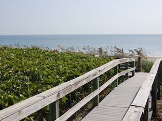 Vero Beach condo photo - Entrance to private beach