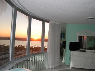 Daytona Beach condo photo - See the Sunset From the Master Bedroom