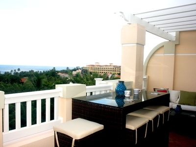 Humacao studio rental - Balcony