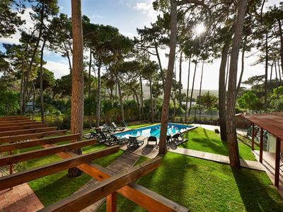 (PROMO- 20% off) - Relax for big families in Colares / Sintra