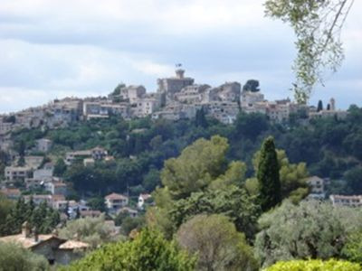 Hilltop Village of Haute' Cagnes