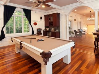 Staten Island house photo - Billiards Room with Wet Bar