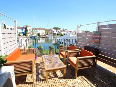 Photo for 2BR Apartment Vacation Rental in Port Grimaud, Var