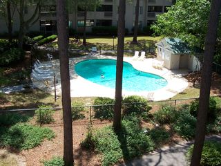 Port Royal villa photo - Beach side swimming pool.