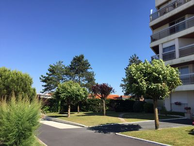 T2 apartment Royan-Pontaillac 50 m from the beach