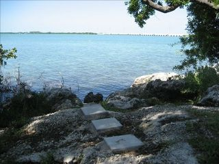 Duck Key villa photo - Just off the back porch