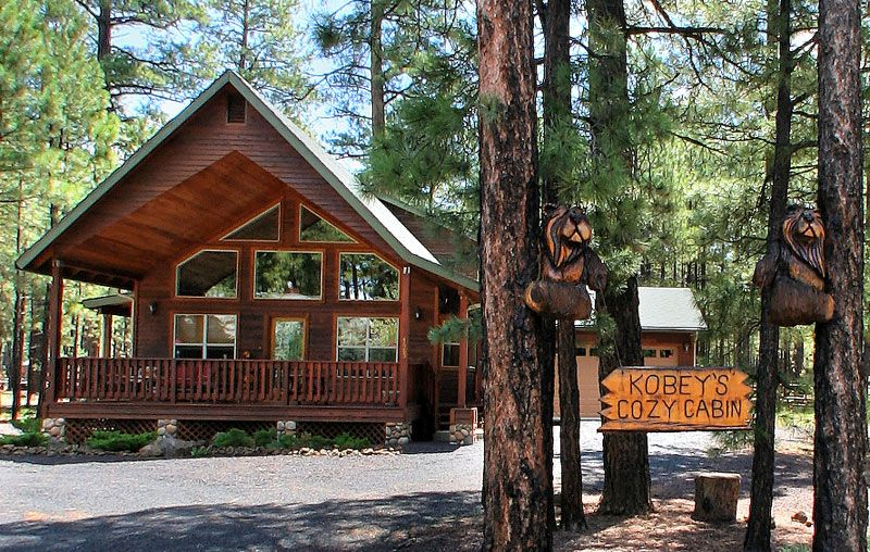 Pinetop-Lakeside Vacation Rental - VRBO 33254 - 3 BR Capital ...
