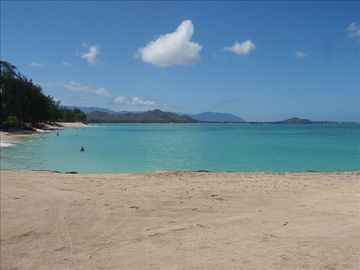 Kailua Bay looking North