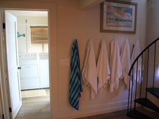 New Smyrna Beach house photo - Laundry room on 1st floor