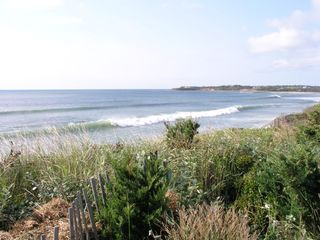 Chilmark cottage photo - Squibnocket beach in the distance