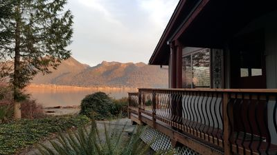 'Stay & Play' OR 'Relax & Revive' Do It At Cottage Cove On Lake Quinault Feb 20%