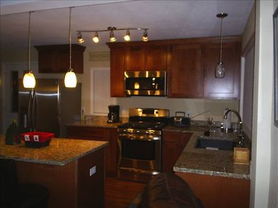 Baker City bungalow rental - Kitchen
