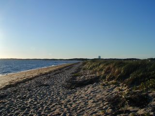 Truro cottage photo - Beach towards Provincetown