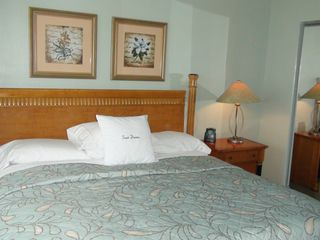 Sunny Isle condo photo - 1 Bedroom with King Size Bed