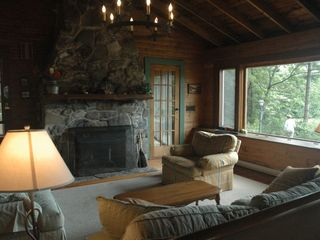 Sheepscot Village cottage photo - Living Room