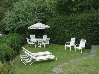 Backyard - Stowe house vacation rental photo