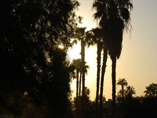 Palm Desert house photo - Sunset