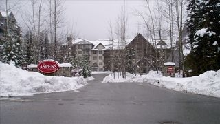 Whistler condo photo - Entrance to the Aspens