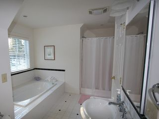 Boothbay Harbor house photo - Master Bath