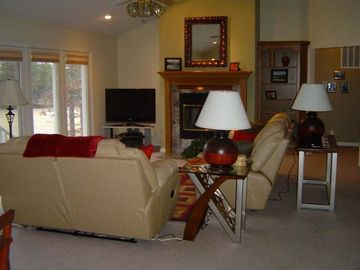 Hot Springs Village house rental - Living Room