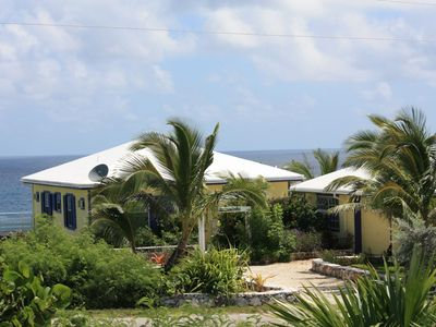 Rainbow Bay cottage rental - Indigo Seas, Rainbow Bay, Eleuthera, The Bahamas.