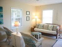 Panama City Beach Beach Cottage - 800 Ft to Beach! - Economical- Family Friendly