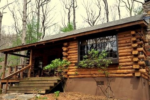 Vrbo big canoe vacation rentals for Cabin rentals near hiking trails