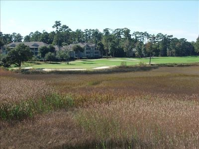 Golf Course/ Marsh View Vacation Home In North Myrtle Beach, SC