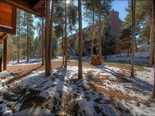 Breckenridge condo photo - Peaceful, Wooded Surroundings