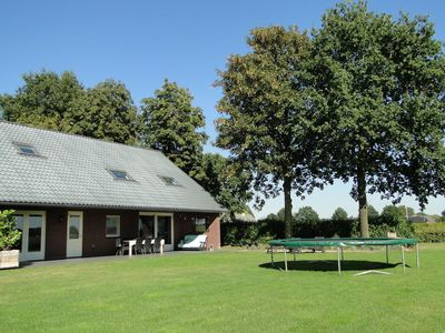 Holiday home with sauna in the rural environment in the Brabant village of Boekel.