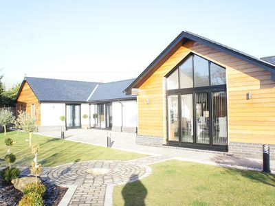 Luxury Barn Conversion Style, Detached Property In Private Gated Grounds