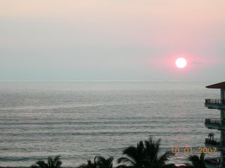 Nuevo Vallarta condo photo - Enjoy the wonderful sunsets !