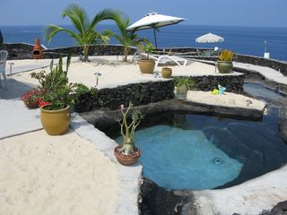Milolii house photo - Natural Lava Pool