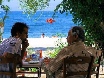 Local Beach Taverna