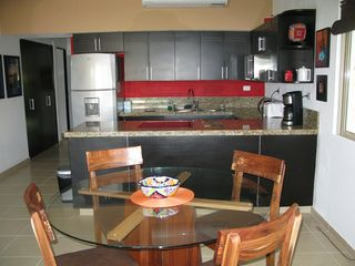 Tulum condo photo - Great kitchen--quality appliances.