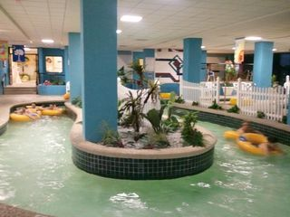 Landmark Resort condo photo - Meander awhile on the large indoor lazy river...