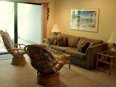 Only $600 for 7 nights (after 10/15) at our Sea Colony Resort Condo