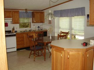 Stony Lake cottage photo - Kitchen and Dining