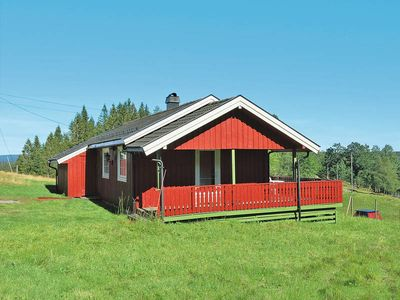 Vacation home Evje  in Hornnes, Southern Norway - 5 persons, 3 bedrooms